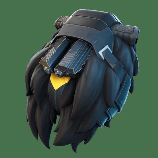 Fortnite v12.40 Leaked Back Bling - Pelt Pack