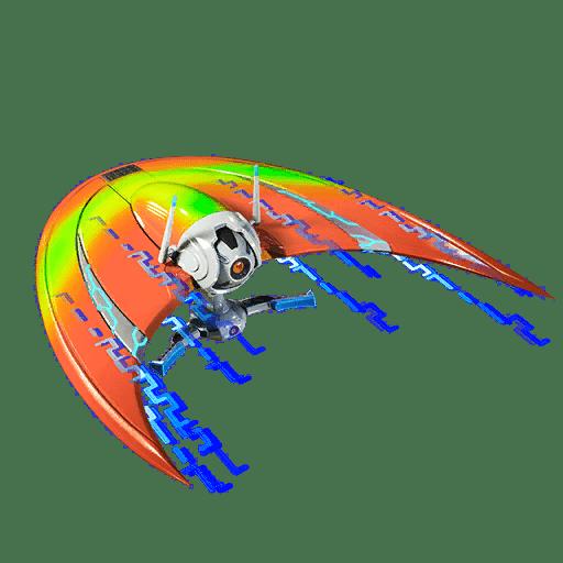 Fortnite v12.40 Leaked Glider - Flux Flier