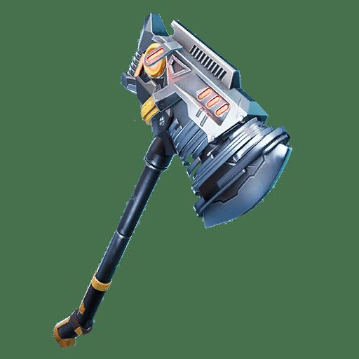 Fortnite v12.40 Leaked Pickaxe - Unstoppable Force