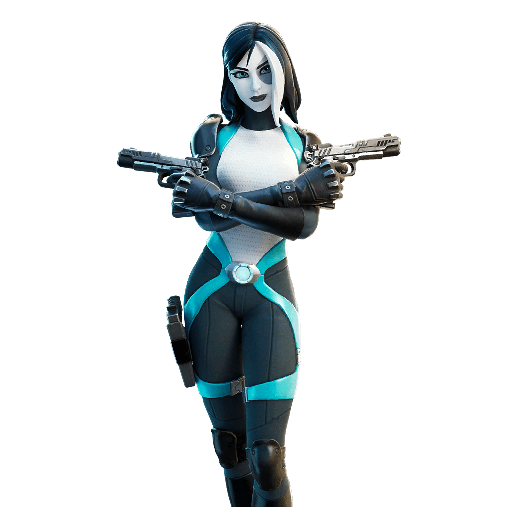 Fortnite v12.40 Leaked Skin - Domino