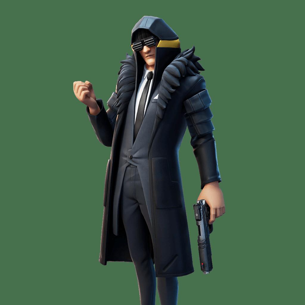 Fortnite v12.40 Leaked Skin - Wolf