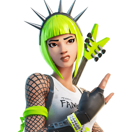 Power Chord Rogue Skin Style