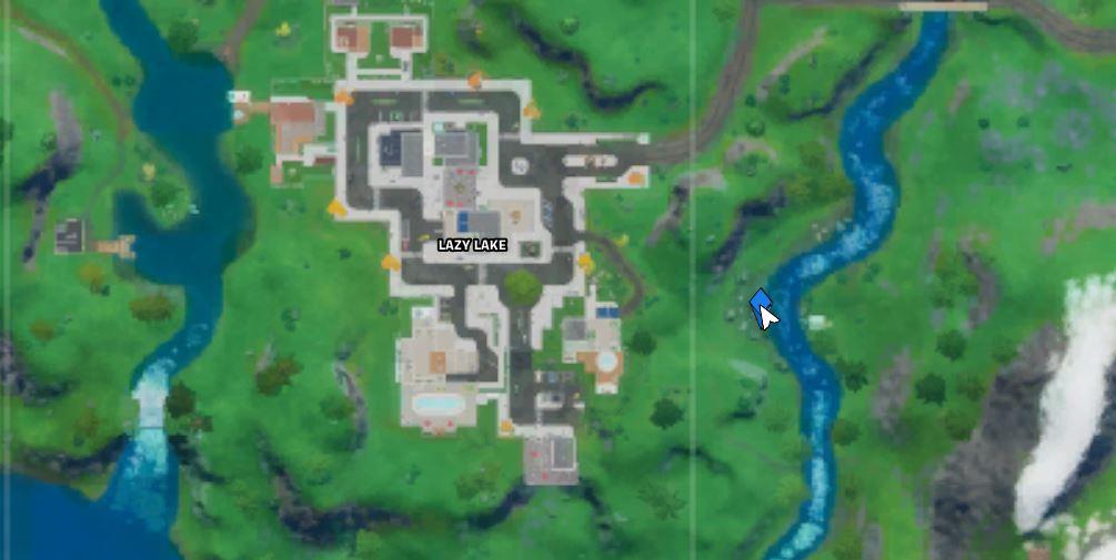 Rapid's Rest Fortnite Location