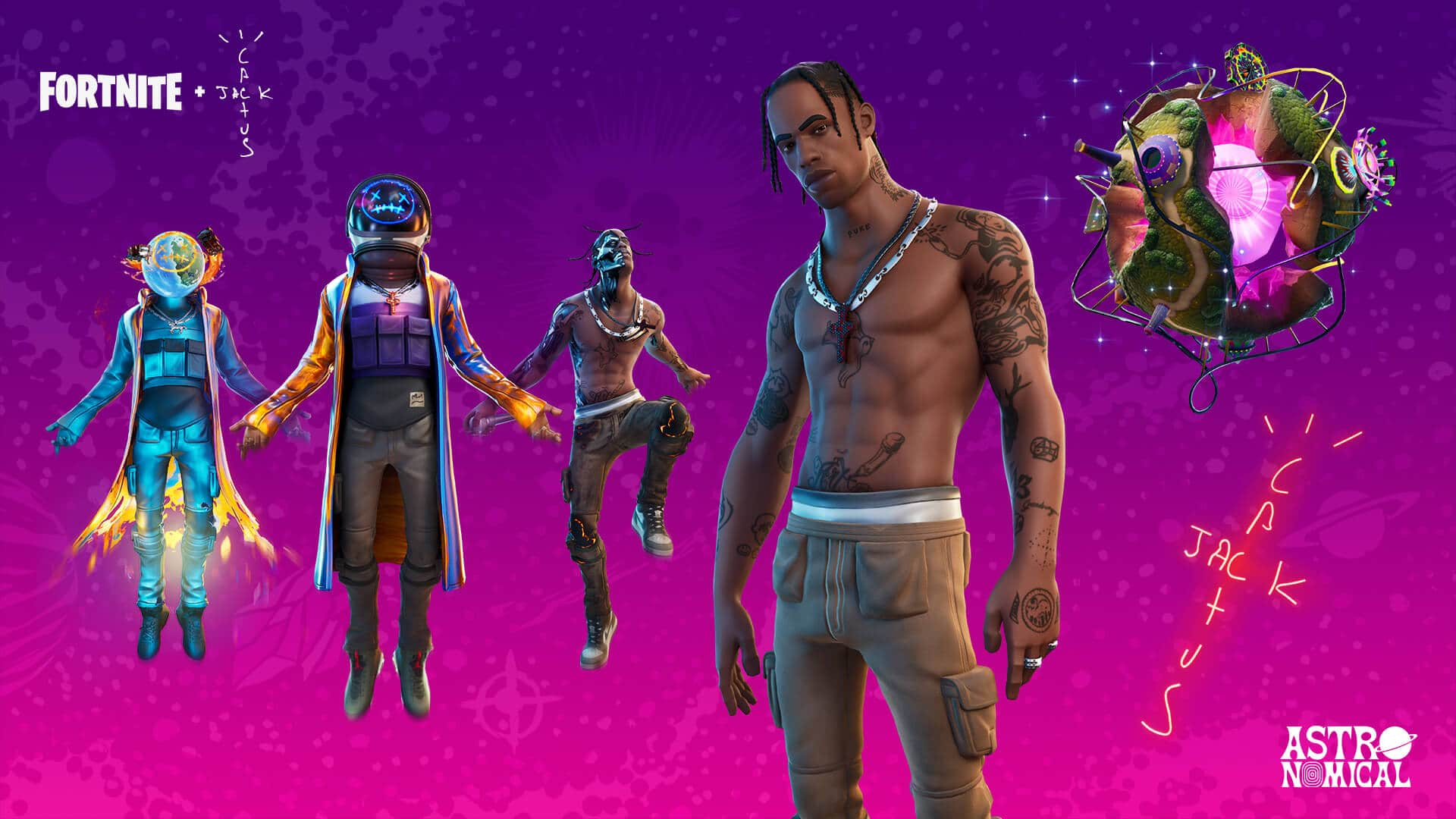 Travis Scott Fortnite Skin Will Be Available In Tonights S Item Shop 21st 22nd April Fortnite Insider