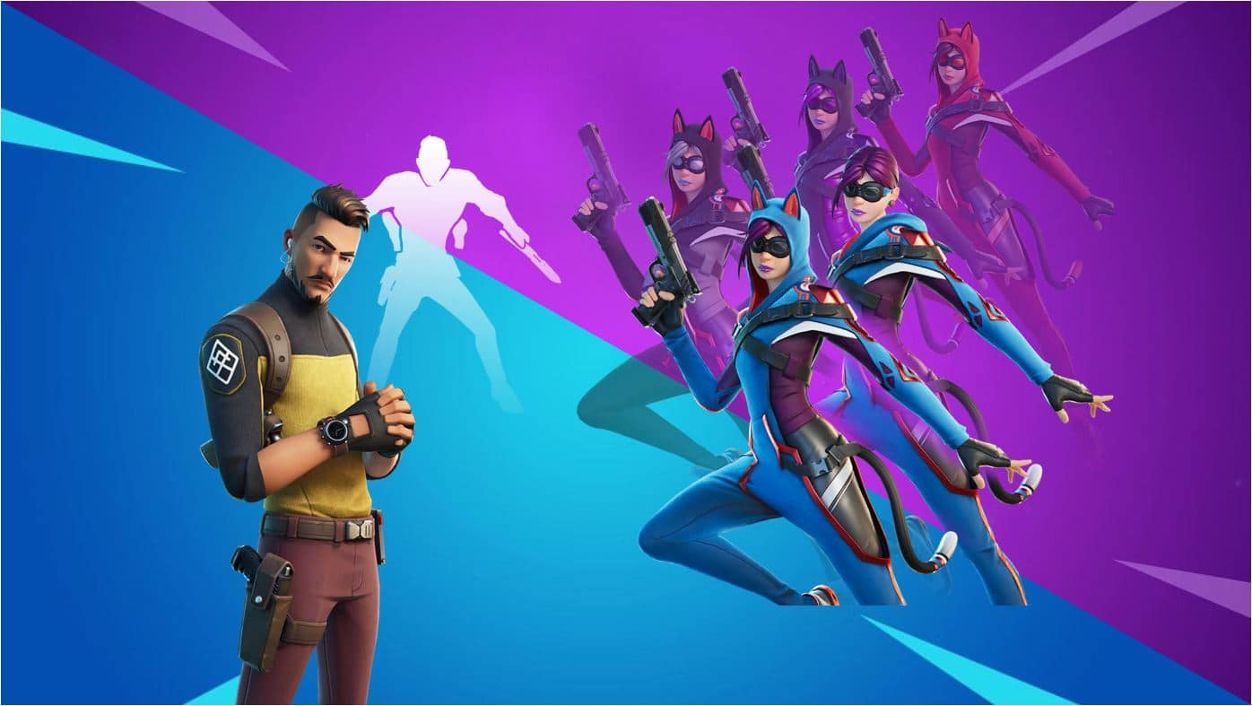 All Unreleased Fortnite Leaked Skins, Back Blings, Pickaxes, Glider, Emotes & Wraps From v12.50 as of May 8th