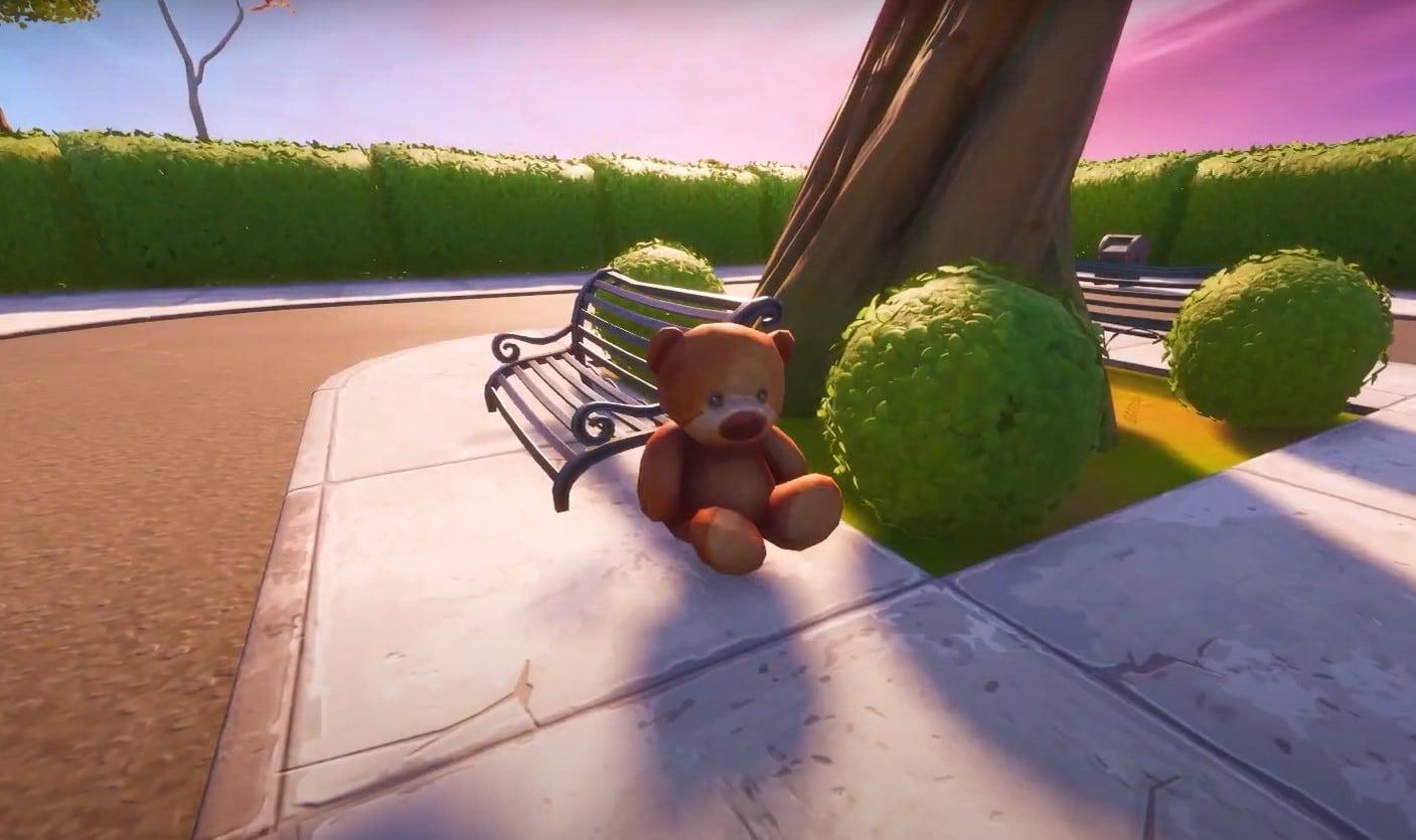 Destroy Teddy Bears At Holly Hedges