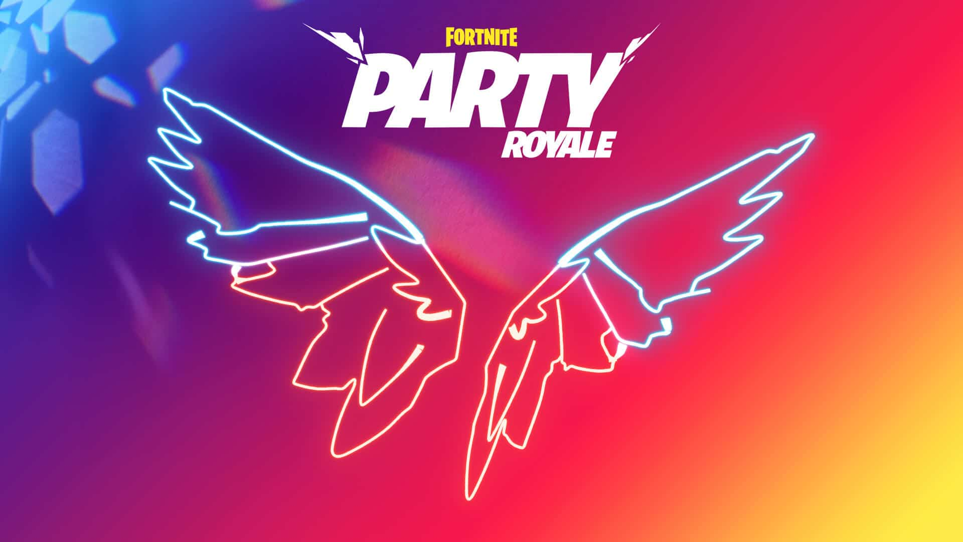 Fortnite Free Neon Wings Back Bling How And When To Get Yours For Free Fortnite Insider