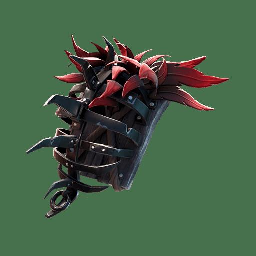 Fortnite Leaked v12.60 Back Bling - Ravenpool's Cage