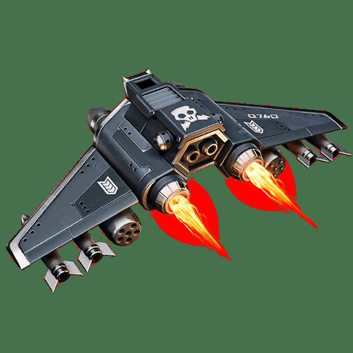 Fortnite Leaked v12.60 Glider - Shadow Stalker