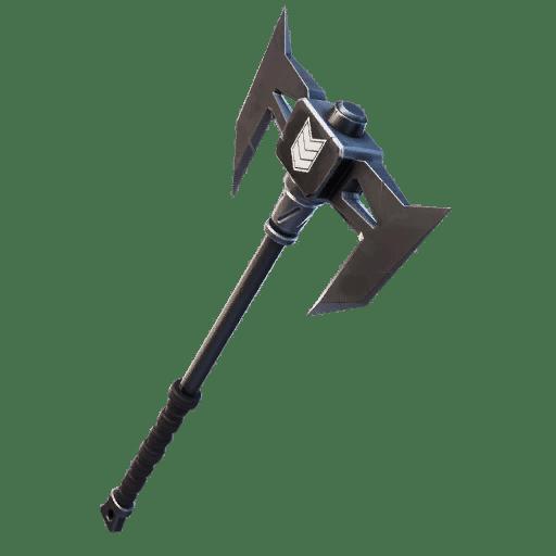 Fortnite Leaked v12.60 Pickaxe - Steel Shadow