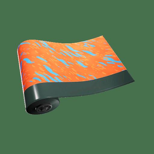 Fortnite Leaked v12.60 Wrap - Camo Pulse