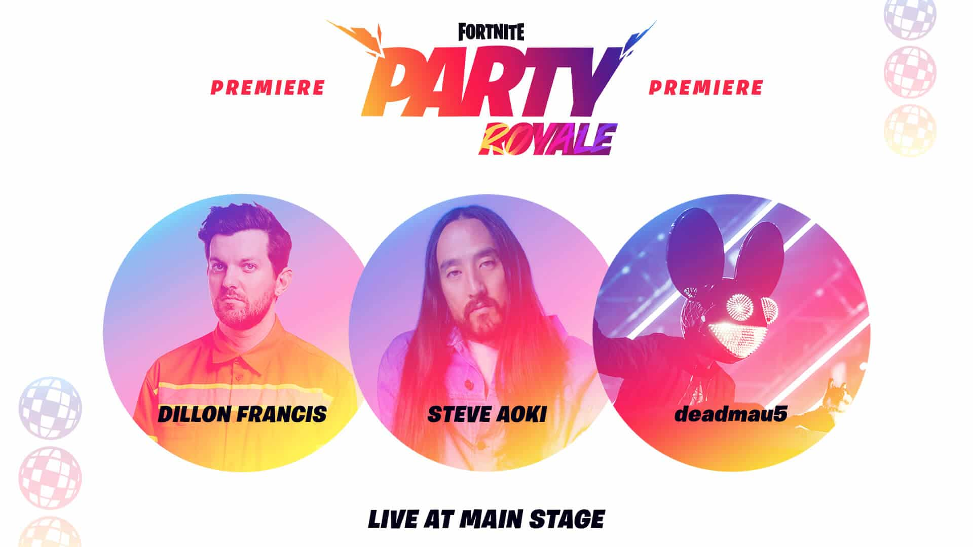 Fortnite Party Royale Premiere