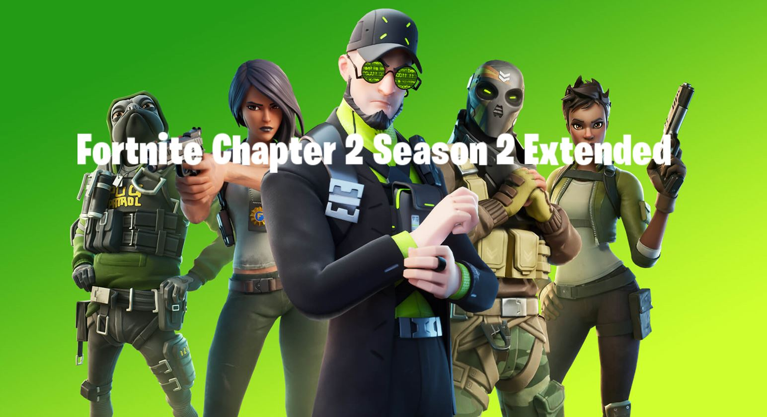 Fortnite Season 3 Release Date