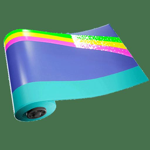 Fortnite v12.50 Leaked Wrap - Glitter Blaster