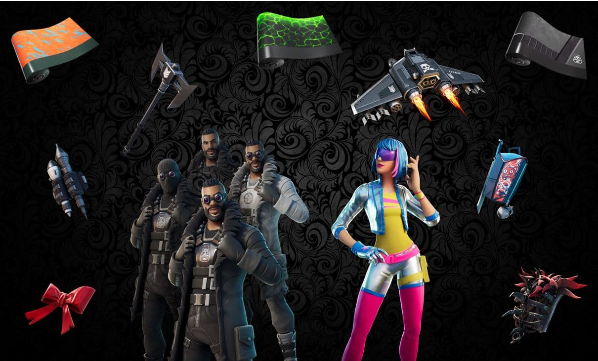 Names and Rarities of All Leaked Fortnite Cosmetics Found in v12.60 Files – Skins, Back Blings, Glider, Pickaxe & Wraps