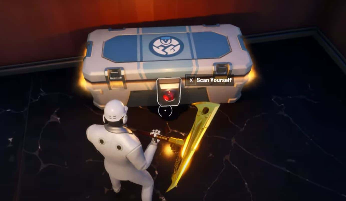 Open a Faction Locked Chest at Different Spy Bases