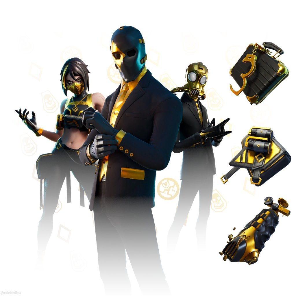 Fortnite New Bundle Pack Leaked - Style