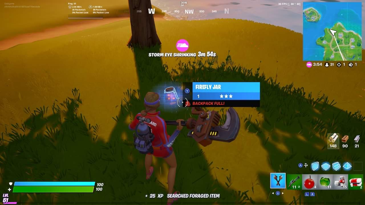 New Fortnite Update Patch Notes Firefly Jar Molotov How To Use It Fortnite Insider See the new map and say hi to the 'fortnite' update 10.0 kicks off season 10 with the addition of the brute. new fortnite update patch notes