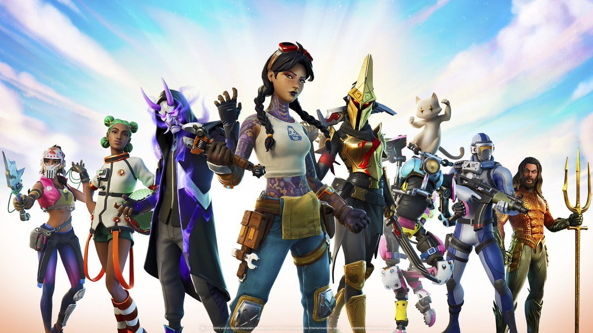 Fortnite Season 3 Battle Pass Skins Leaked - Aquaman Skin ...