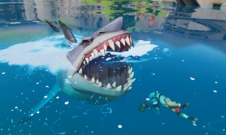 Fortnite Shark