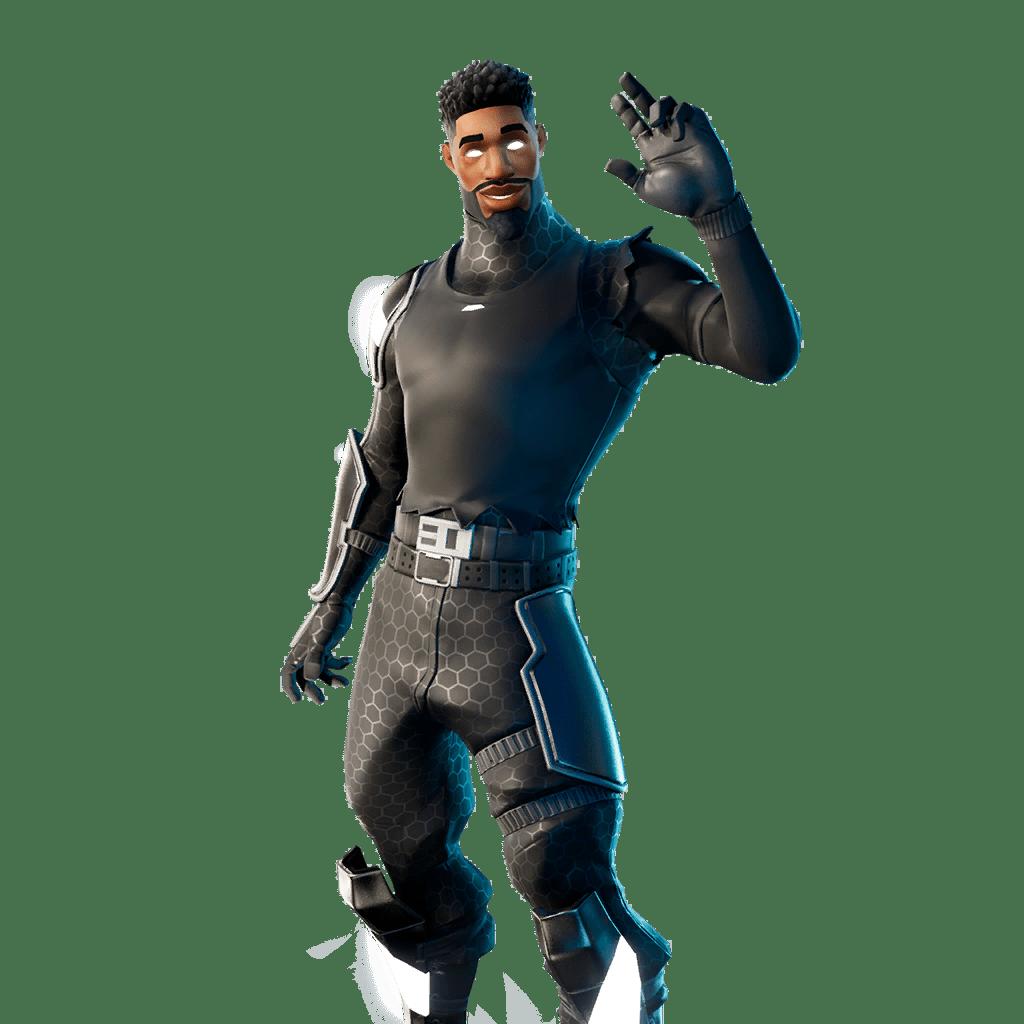 Fortnite v13.00 Leaked Skin - Nite Gunner