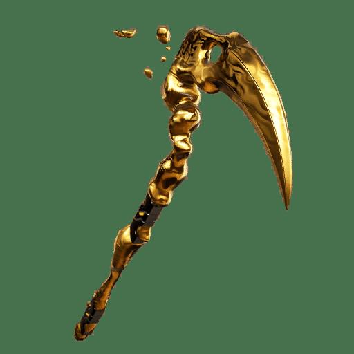 Fortnite v13.20 Leaked Pickaxe - Mayhem Scythe