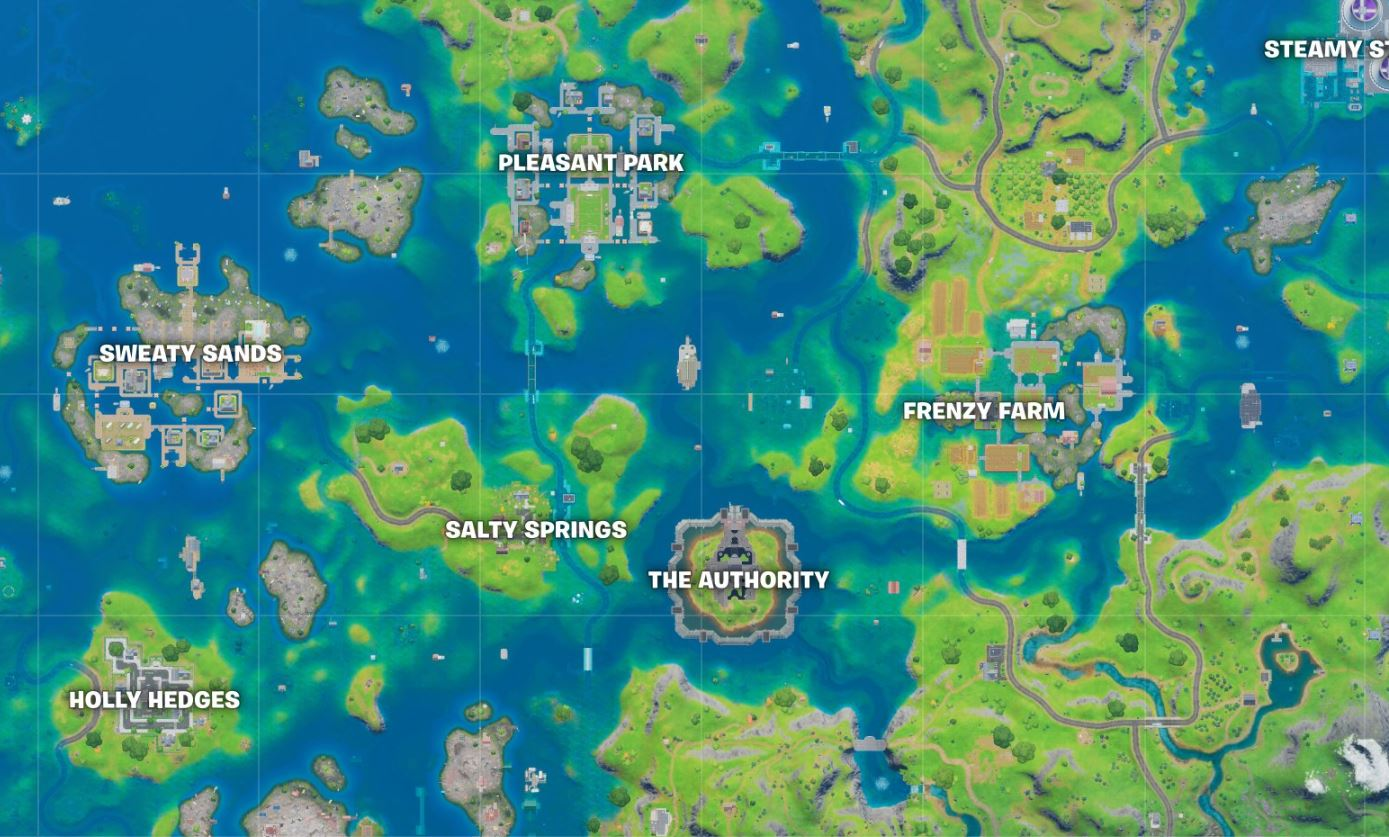 Fortnite Season 3 Map Leaked New Named Locations Fortnite Insider All of the new locations and the biggest changes on the fortnite chapter 2 map. fortnite season 3 map leaked new