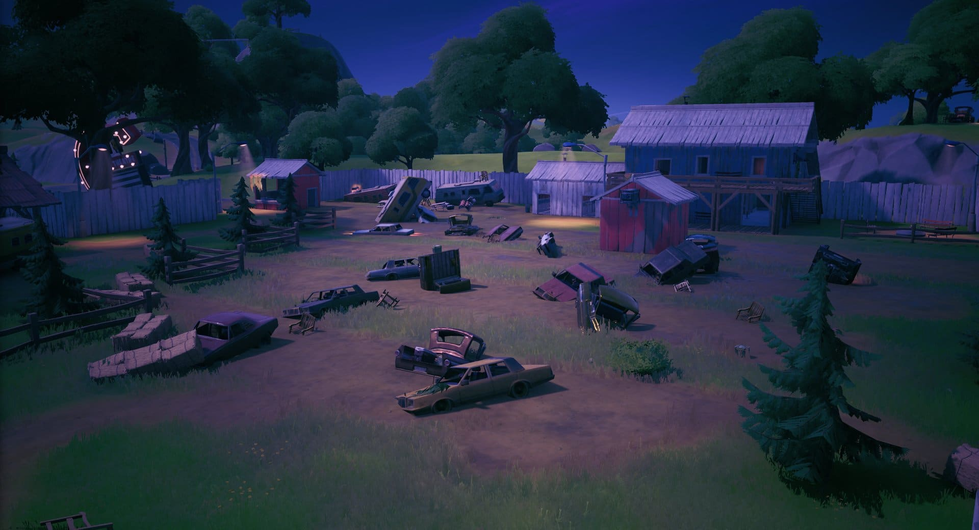 Leaks Show Fortnite Season 3 Map Locations After The Water Recedes