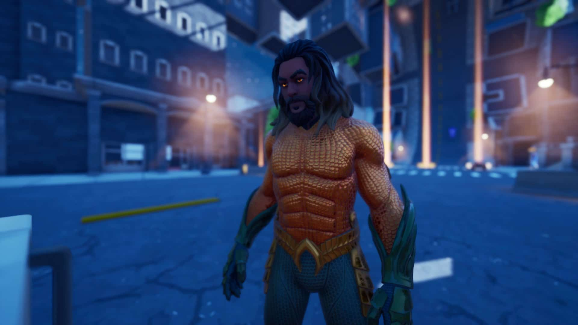 Aquaman Fortnite Week 3 challenge