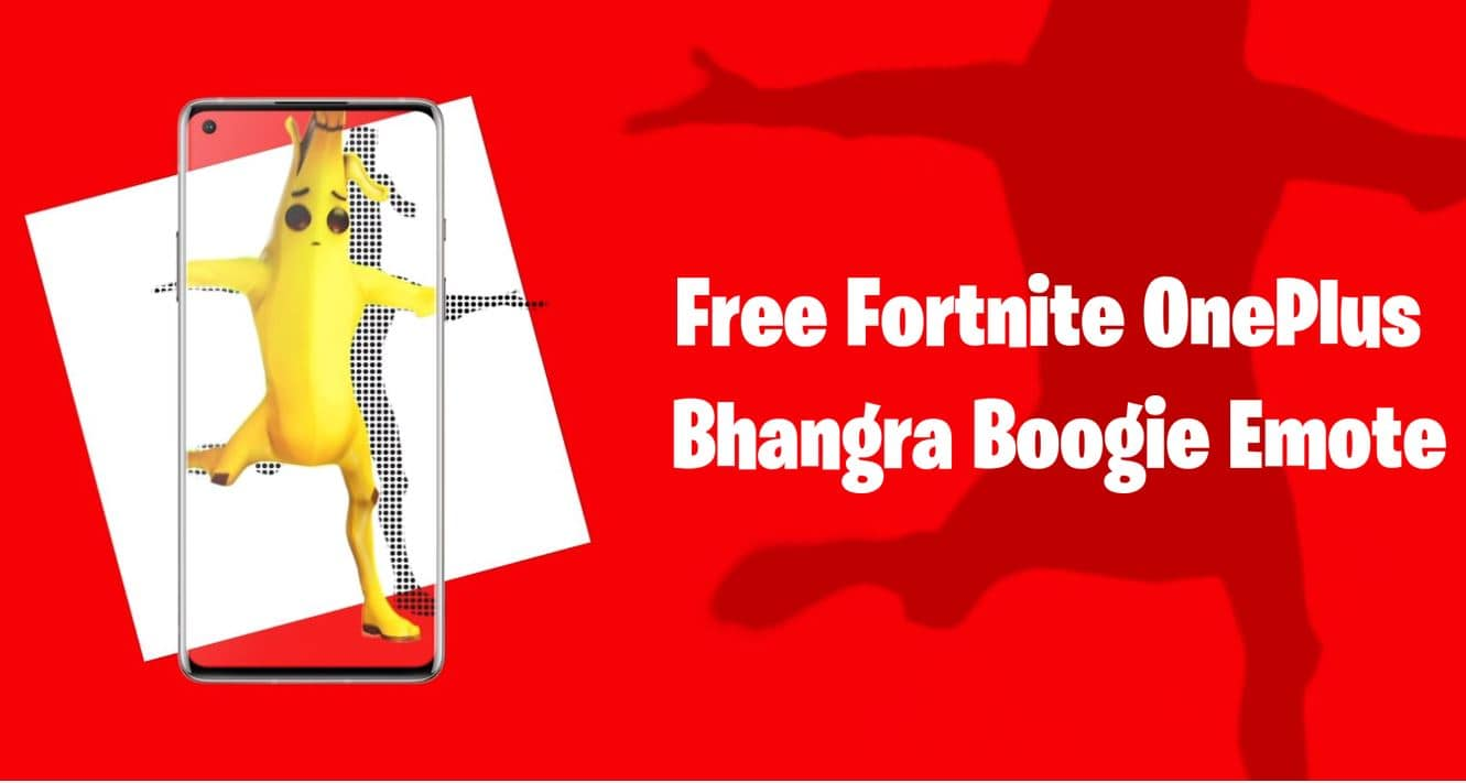 Fortnite Bhangra Boogie Emote Free