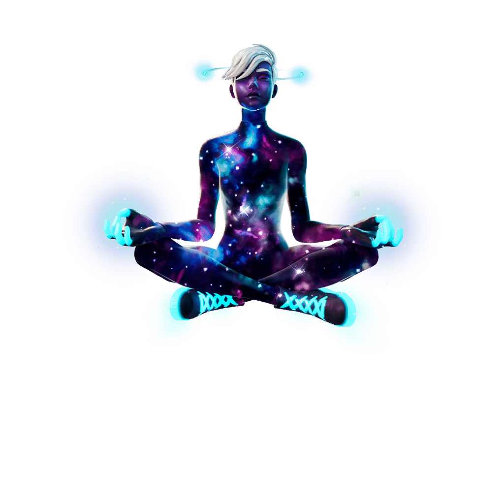 Fortnite Galaxy Scout Skin
