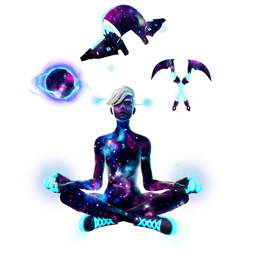Fortnite Galaxy Set/pack