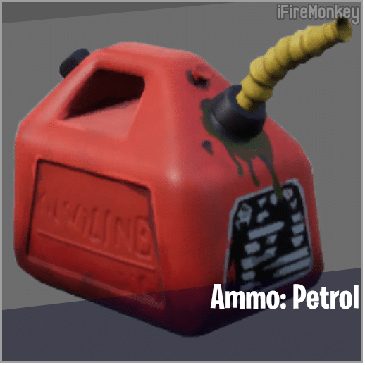 Fortnite Petrol Gas