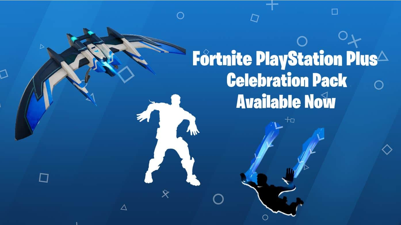 Fortnite PlayStation Celebration Pack Available Now
