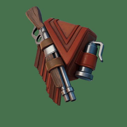 Fortnite v13.20 Leaked Back Bling - Gunny Sack