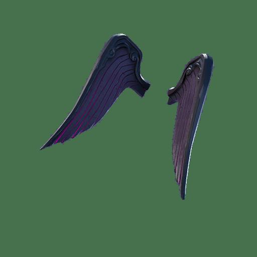 Fortnite v13.20 Leaked Back Bling - Heartless Wings