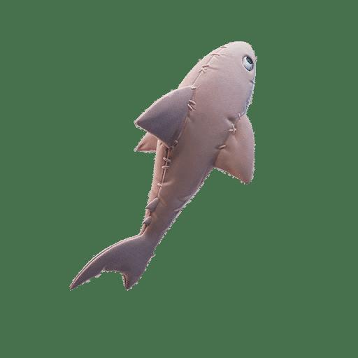 Fortnite v13.20 Leaked Back Bling - Sharky Shawl