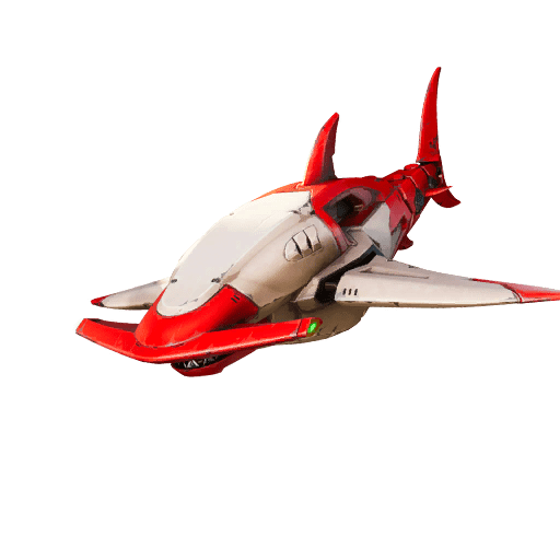 Fortnite v13.20 Leaked Glider - Sail Shark