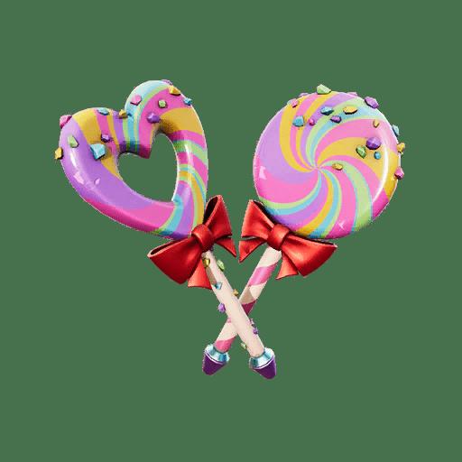 Fortnite v13.20 Leaked Pickaxe - Lil' Sweeties