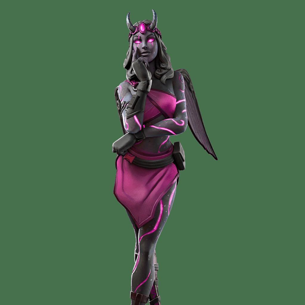 Fortnite v13.20 Leaked Skin - Darkheart