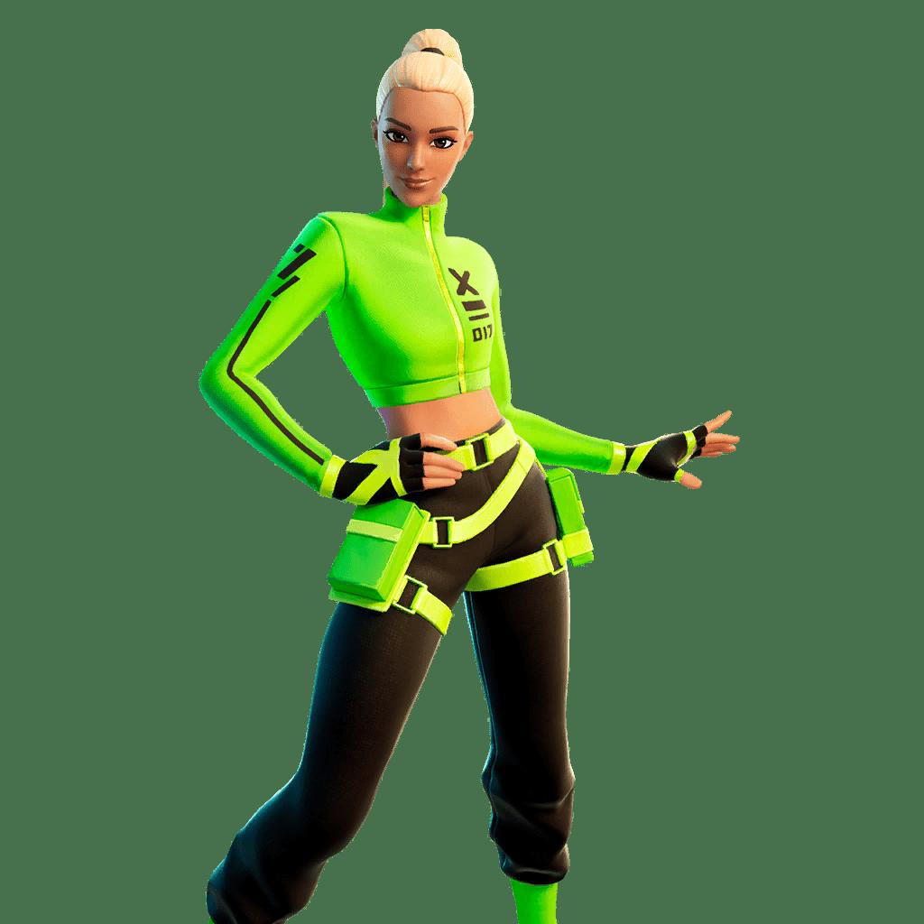 Fortnite v13.20 Leaked Skin - Kyra