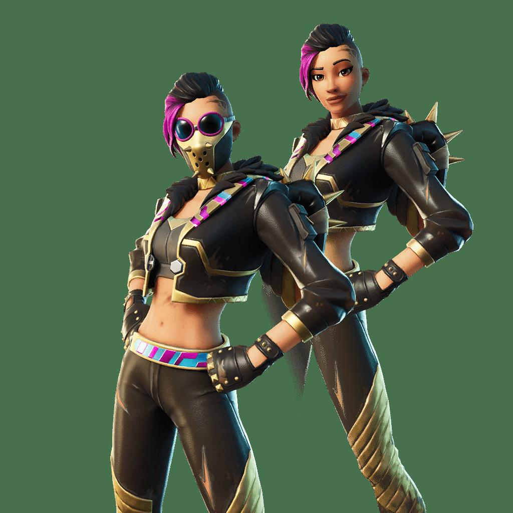 Fortnite v13.20 Leaked Skin - Rally Raider