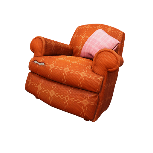 Fortnite v13.30 Leaked Back Bling - Chair