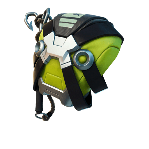 Fortnite v13.30 Leaked Back Bling - Dive Hazard