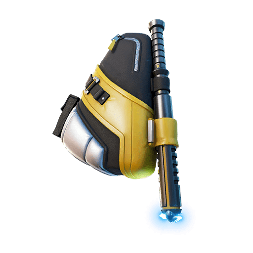 Fortnite v13.30 Leaked Back Bling - Dune Tripper