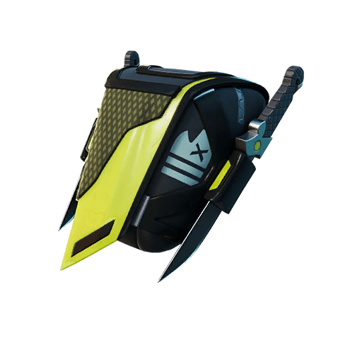 Fortnite v13.30 Leaked Back Bling - Tidal Hazard
