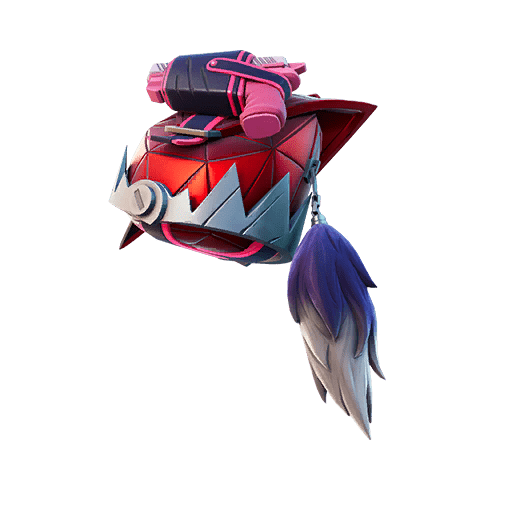 Fortnite v13.30 Leaked Back Bling - Trapper Pack