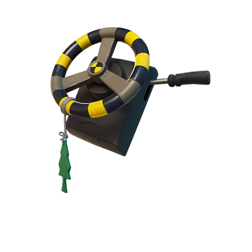Fortnite v13.30 Leaked Back Bling - Wrong Turn
