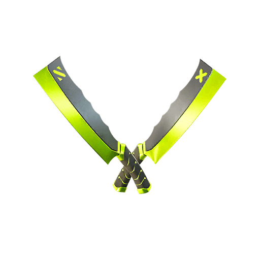 Fortnite v13.30 Leaked Pickaxes - Block Blades