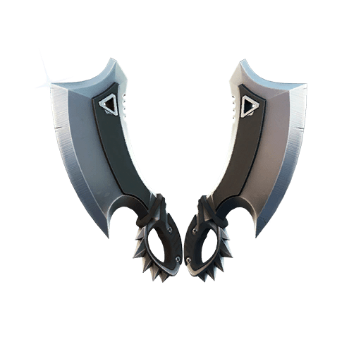Fortnite v13.30 Leaked Pickaxes - Iron Claws